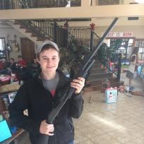 Jedediah duggar gun photo