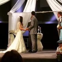 Jill duggar derick dillard wedding picture