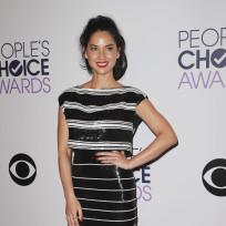 Olivia munn at the peoples choice awards