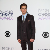 Matt bomer at the peoples choice awards