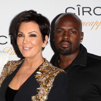 Kris jenner corey gamble photo