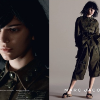 Kendall jenner for marc jacobs