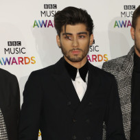 Zayn malik red carpet photo