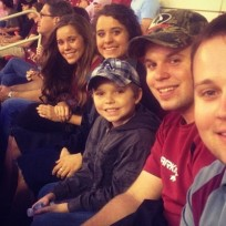 Josh duggar siblings