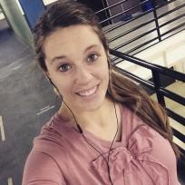 Jill duggar no makeup selfie