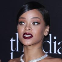 Rihanna pissed