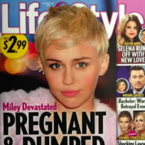 Miley cyrus pregnant dumped