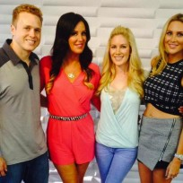 Heidi montag spencer pratt and stephanie pratt