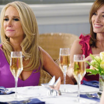 Kim richards on revenge