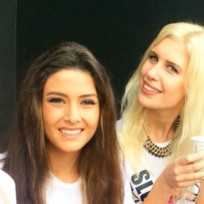 Miss israel miss lebanon selfie