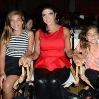 Teresa giudice and daughters
