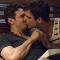 James franco kisses zachary quinto