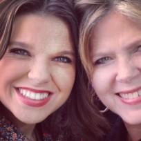 Amy and deanna duggar