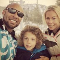 Kendra wilkinson baskett and family