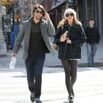 Whitney Port, Jay Lyon Photo