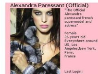 Alexandra Paressant Photo