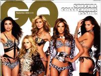 Victoria's Secret Girls Gone Wild in GQ!