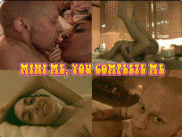 OMG! Ranae Shrider and Verne Troyer Sex Tape Stills!
