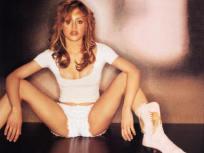 Brittany Murphy Crotch Shot