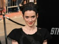Winona Ryder Shows Off Her Boobs