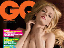 Lydia Hearst Gets Naked in GQ