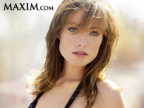 Olivia Wilde Tops Maxim Hot List