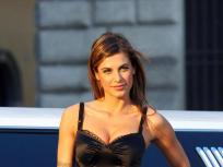 Elisabetta Canalis is Beautiful, Snow White