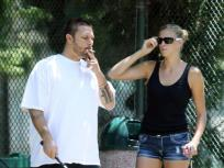 Kevin Federline Actually Gets Off Sofa