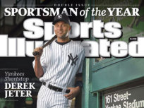 Derek Jeter Fractures Ankle, Out for Remainder of Season