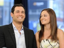 Jason and Molly Mesnick Welcome Baby Girl!