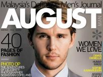 August Man (Oh Man!): Ryan Kwanten Poses for Magazine