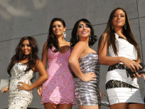 Jersey Shore Girls