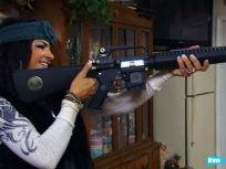 Teresa Giudice Locked and Loaded