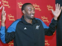 Gilbert Arenas Trying to Box Out Laura Govan, Basketball Wives: Los Angeles