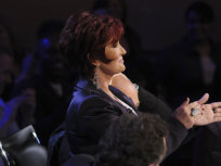 Sharon Osbourne as a Judge