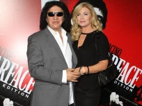 Gene Simmons and Shannon Tweed: Married!