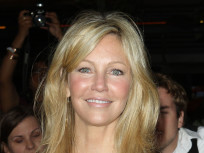 Heather Locklear Hospitalized for Suspected Mix of Drugs, Alcohol