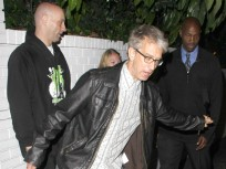 Andy Dick Sought By Cops For Roughing Up Tourist