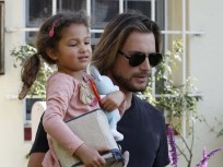 Gabriel Aubry: Off the Hook For Olivier Martinez Brawl