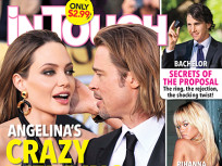 "Angelina Jolie Making ""Crazy Wedding Demands,"" Gossip Rag Claims"
