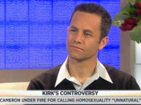 Kirk Cameron on the Today Show