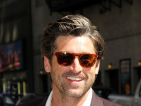 Patrick Dempsey Helps Rescue Teen From Overturned Vehicle