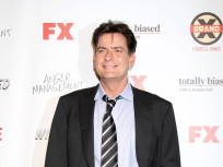 "Charlie Sheen: Off the Hook For Gag Order Violation, ""Anus Brain"" Tweet"