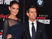 Tom Cruise on Katie Holmes Divorce: Didn't See That One Coming!