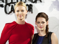 Charlize Theron: So Mad at Kristen Stewart!