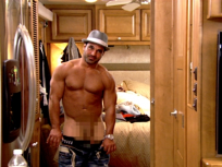 Joe Gorga Shows Off