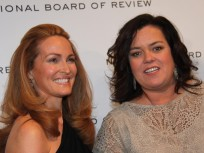 Rosie O'Donnell and Michelle Rounds: Married!