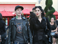 Kat Von D: Engaged to Deadmau5!