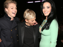 THG Caption Contest: Ellen Ogles Katy Perry