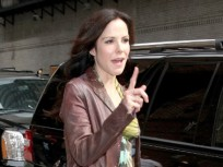 Mary-Louise Parker Denies Threatening to KILL Antique Shop Owner, Using Gay Slur